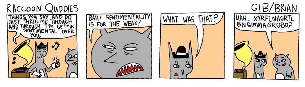 Gettin' Sentimental